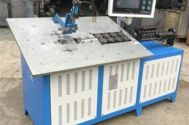 automatska vruća automatska automatska 3d mašina za čišćenje žice, CNC, 2d žica mašina za savijanje