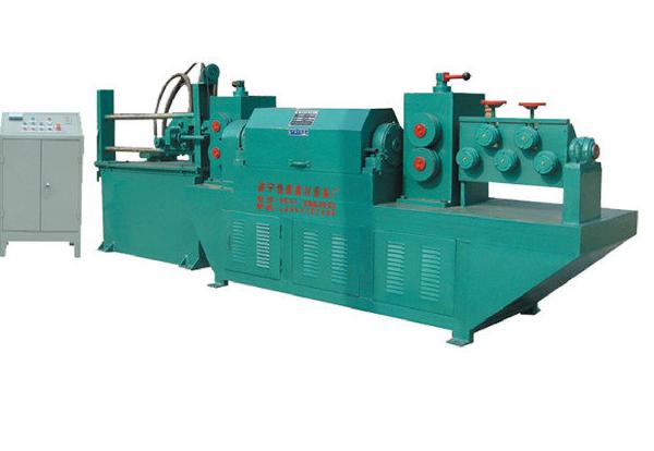 potpuno automatska mašina za ravnanje i rezanje kontrole CNC