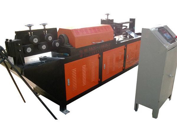 automatska hidraulička mašina za ispravljanje i rezanje žice