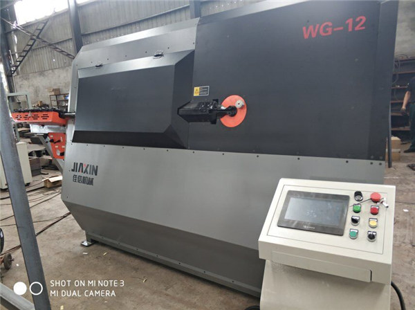 oprema za industrijske mašine deformirane trake napravljene u xingtai automatskom stezaljku